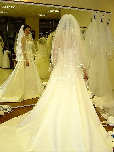 Príprava na svadbu a veci s tým súvisiace... - ...takto to vyzera (z dialky) pred generalkou...
