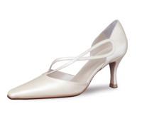 Príprava na svadbu a veci s tým súvisiace... - takéto nejaké topánočky si predstavujem...
