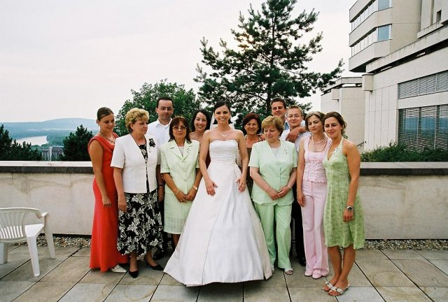 Silvia{{_AND_}}Juraj - komplet rodinka - mamina so sestrami a deťmi...