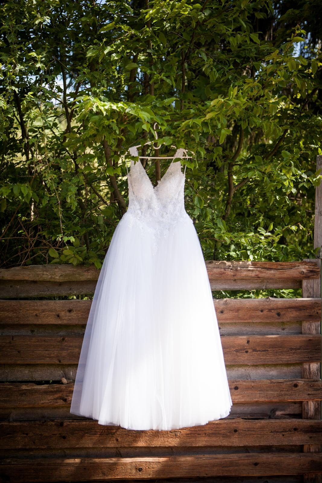 Svatební šaty Igar Euphoria - Obrázek č. 3