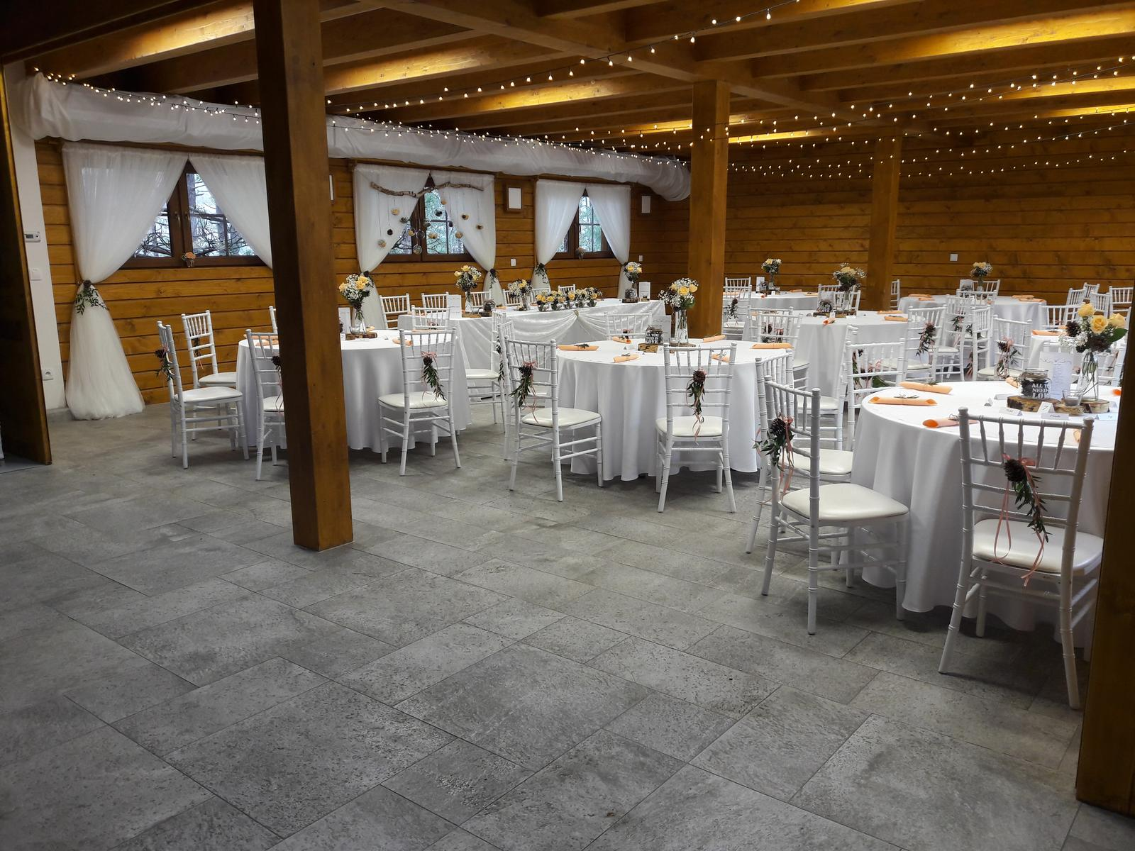 Svadby v Drevenice Terchová resort - Obrázok č. 1