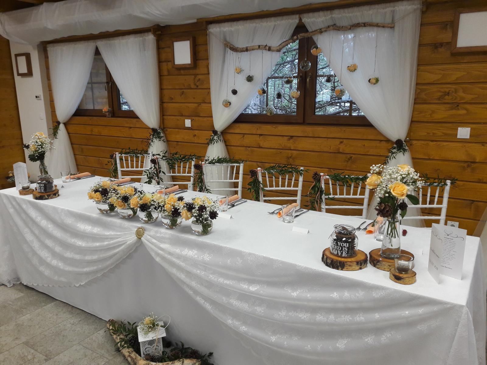 Svadby v Drevenice Terchová resort - Obrázok č. 3