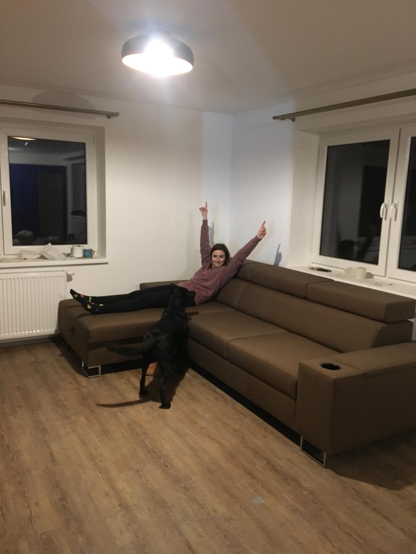 Rekonstrukce 🏡 20/21 - Máme GAUČ!