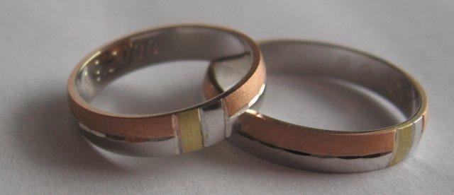 Miscellaneous - Naše svadobné prstienky