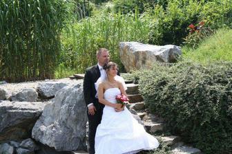 Klasická svatební