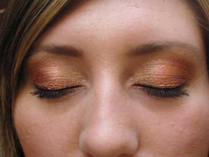 skuška make-up 2. varianta