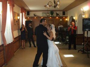 Náš prvomanželský tanec