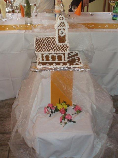 Zuzanka Lampertová{{_AND_}}Janko Kadja - kostolik z paleneho cukru