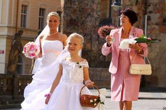 s maminkou a dcerkou