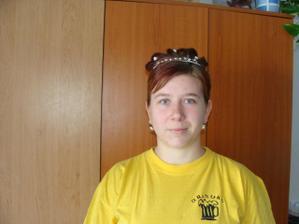 Takhle budu nakonec vypadat:-)