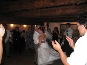 tanec s braskou:-)
