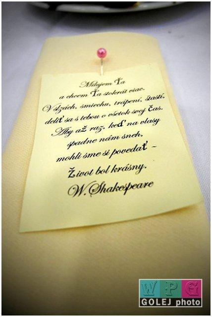 Naša svadba - Obrázok č. 32
