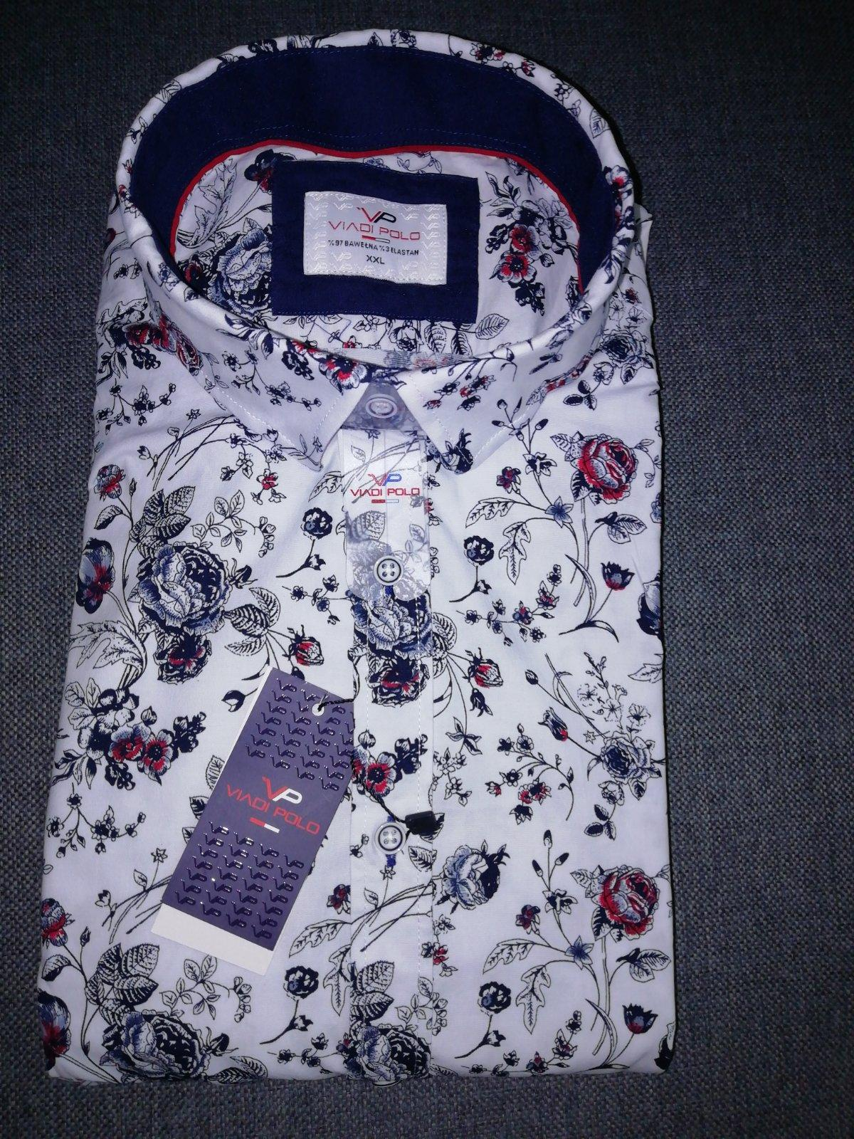 Košeľa  - Obrázok č. 1