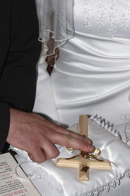 Kristína Weissová{{_AND_}}Lukáš Baar - tn krásny vankúšik šila krstná