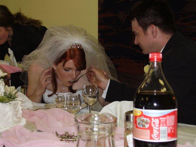 Kristína Weissová{{_AND_}}Lukáš Baar - za manžela,za mamičku...:-)