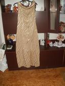 Spoločenské šaty so saténovým motývom, 36