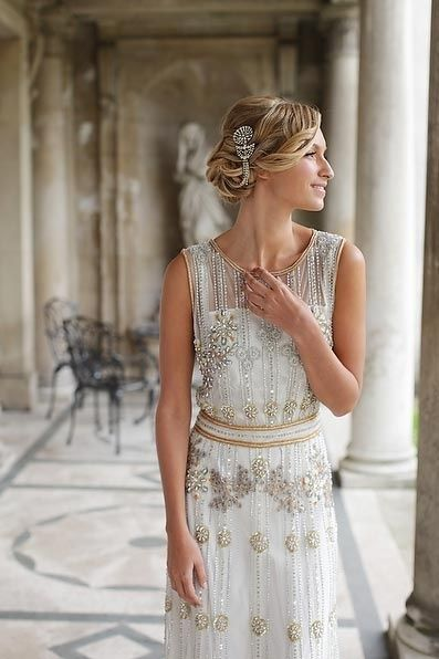 Great Gatsby wedding - Obrázok č. 13