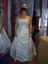 Moje svatební šaty