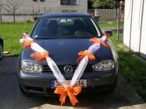 Návrh výzdoby auta I