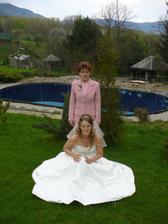 nevěsta s maminkou:)