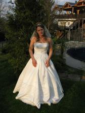 teda takhle se tváří nevěsta?