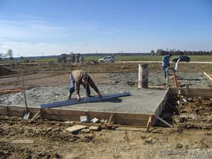 huraaa betonujeme... :)))