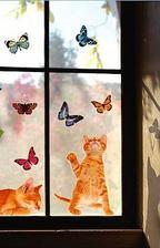 super nálepky na okno do detskej izby:)