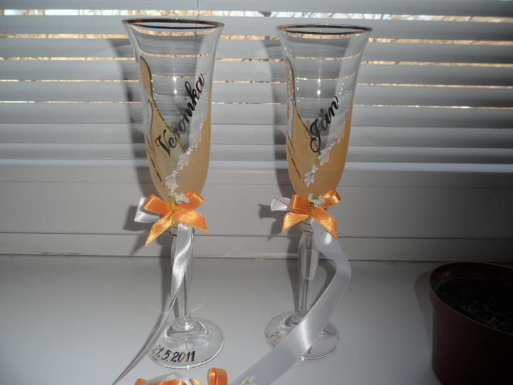21. 5. 2011 - Náš deň - Naše krásne poháre :-)