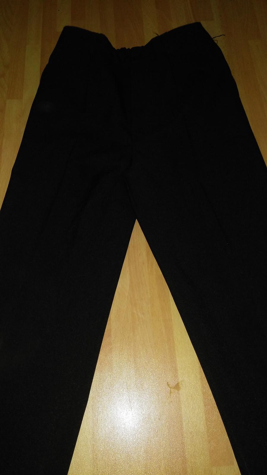 Společenské kalhoty - Obrázek č. 1