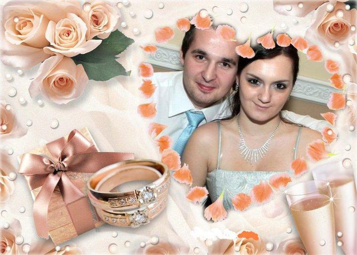 Niečo čo sa mi páči a niečo čo už máme doma :)) - Budúci mladomanželia :)