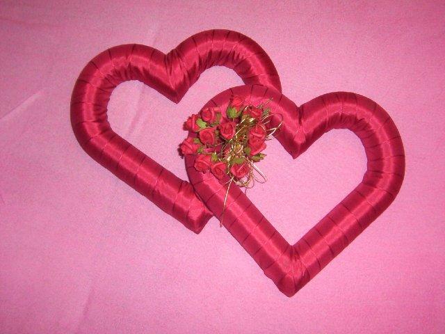 Moje sny o svadbe,inspiracia - vlastnorucna vyroba srdcia