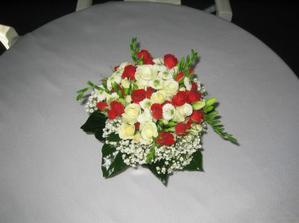Kombinace růží