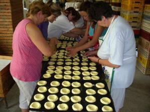 domácí výroba koláčů