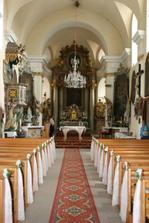 Kostel sv. Martina v Hrochově Týnci