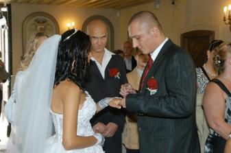 kroužkování nevěsty