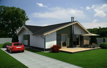 Náš domček ktorý sme si vybrali.