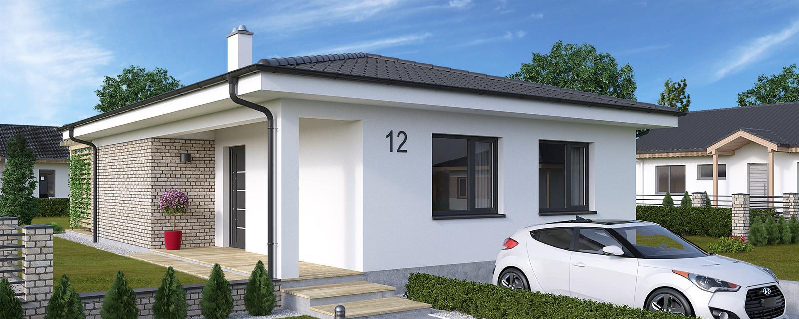 dom s pozemkom do 100.000 - Obrázok č. 1