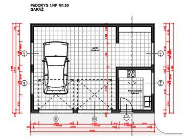 """Sedliacky dom, alias naša """"sýpka"""" - garáž a letná kuchyňa - bude samostaná budova"""