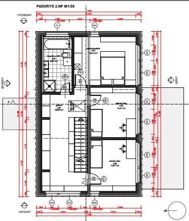 """Sedliacky dom, alias naša """"sýpka"""" - prvé poschodie"""