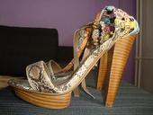 Hadie sandalky - Jumex - nepouzite, 38