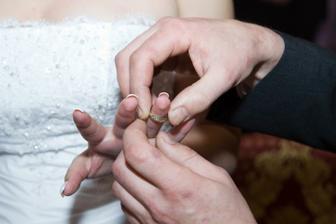 prstýnek pro nevěstu