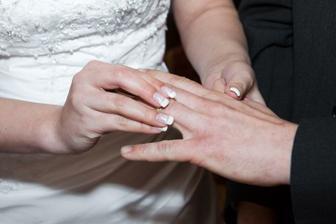 prstýnek pro ženicha