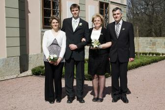 ženichova rodina