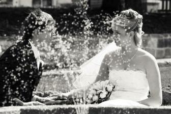 s fontánkou