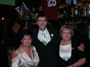 manžel s maminkama
