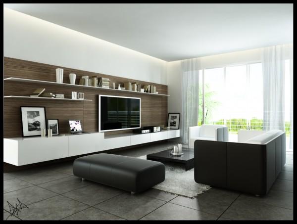 Obývací pokoj s kuchyní a jídelnou - Obrázek č. 24