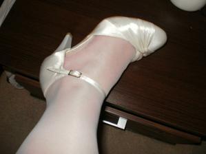 Moje topánočky na mne