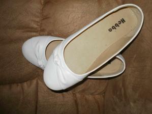 Moje balerínky,ak by ma boleli nohy