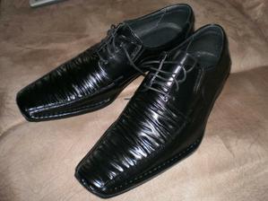 Partnerove topánky
