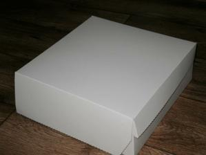 Krabica na koláče